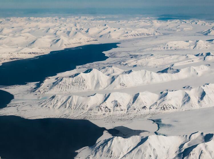 Skitouren In Den Fjorden Von Spitzbergen Prins Karl Forland