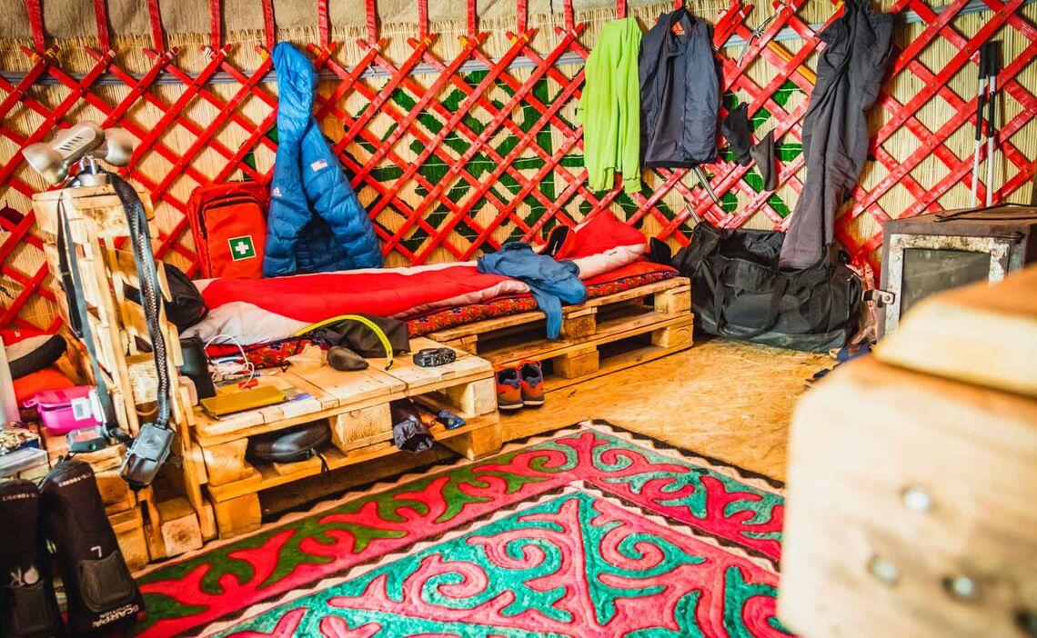 Skitouren In Kirgistan Mit Unterkunft In Jurten