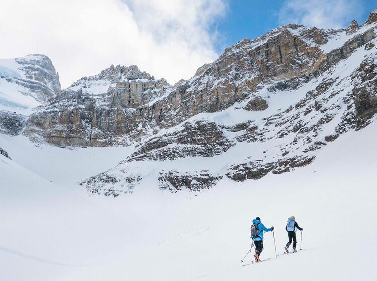 Skitouren In Revelstoke
