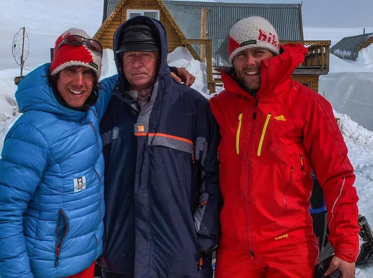 Skitouren In Russland Kamtchatka