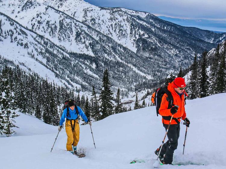 Skitouren In Sibirien Mit Bergfuehrer