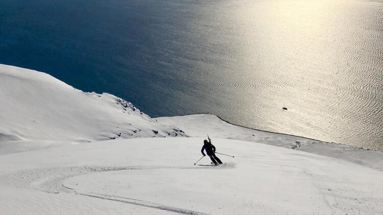 Skitouren In Spitzbergen Mit Bergfuehrer Marcel Rossbach