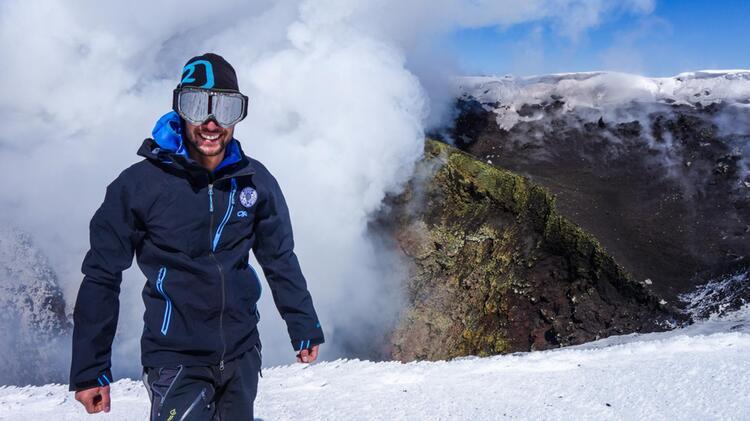 Skitouren In Suedamerika Mit Bergfuehrer Thomas Engl
