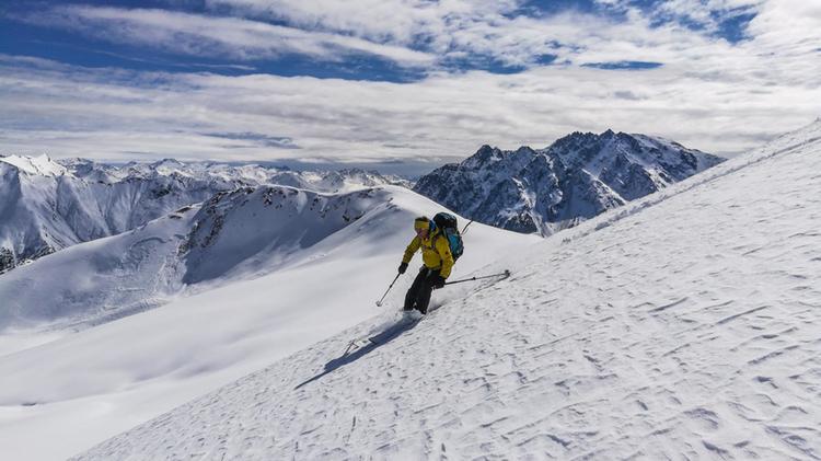 Skitouren In Suedtirol Im Vinschgau