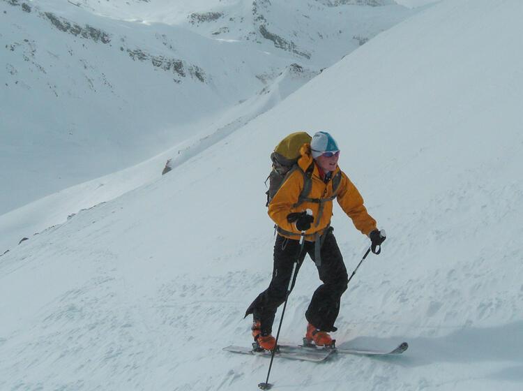 Skitouren In Suedtirol Mit Bergfuehrer Rund Um Die Sesvenna Huette