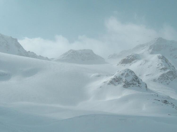 Skitouren In Suedtirol Mit Bergfuehrer