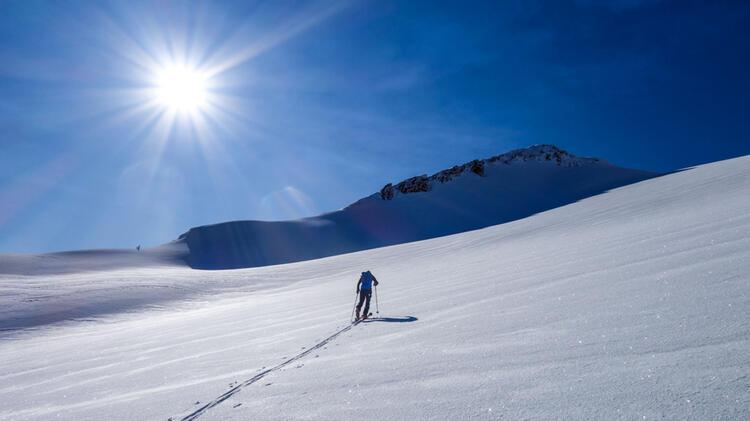 Skitouren In Suedtirol Mit Thomas Engl Bergfuehrer