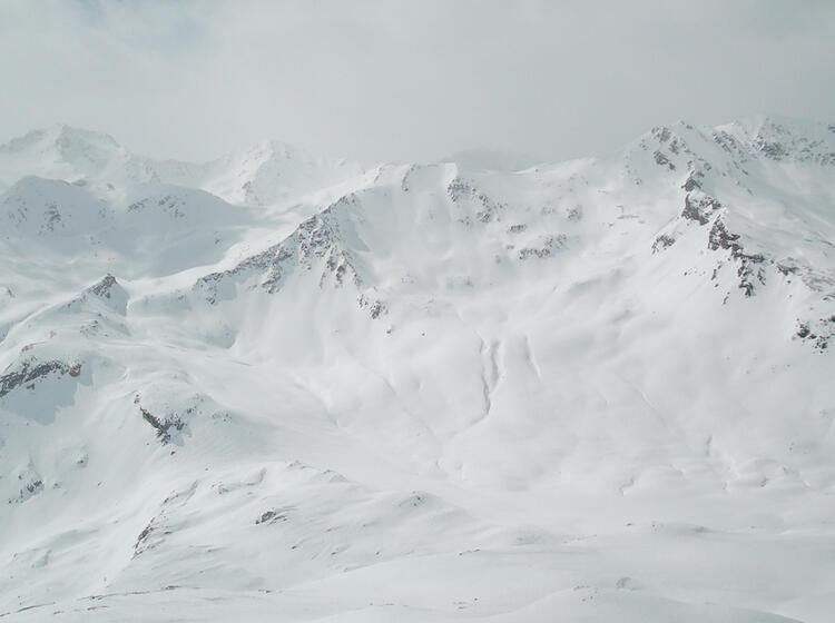 Skitouren In Suedtirol Vinschgau