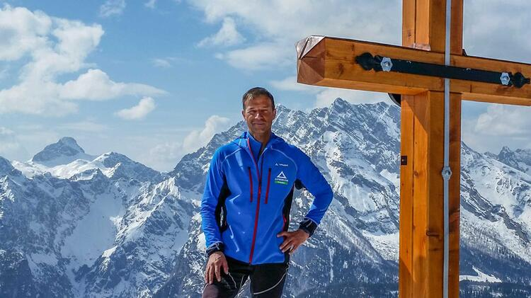 Skitouren Kurs Mit Bergfuehrer Michael Hoeglauer