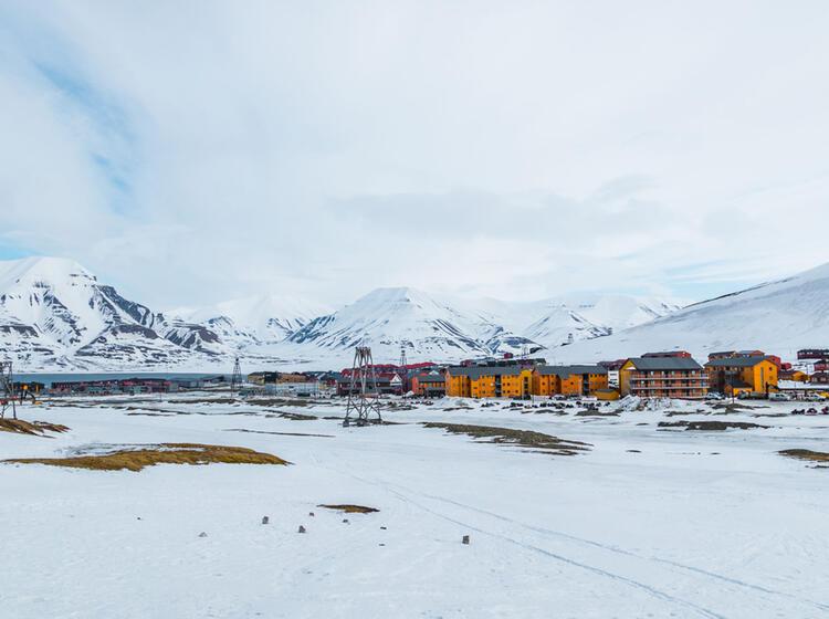 Skitouren Lonyearbyen