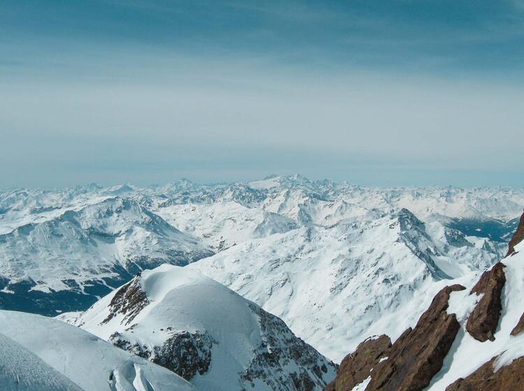 Skitouren Martelltal Rund Um Die Zufallhuette