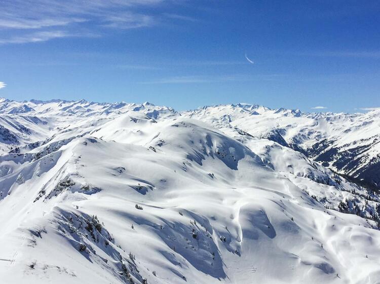Skitouren Moeglichkeiten In Kitzbuehl Mit Bergfuehrer