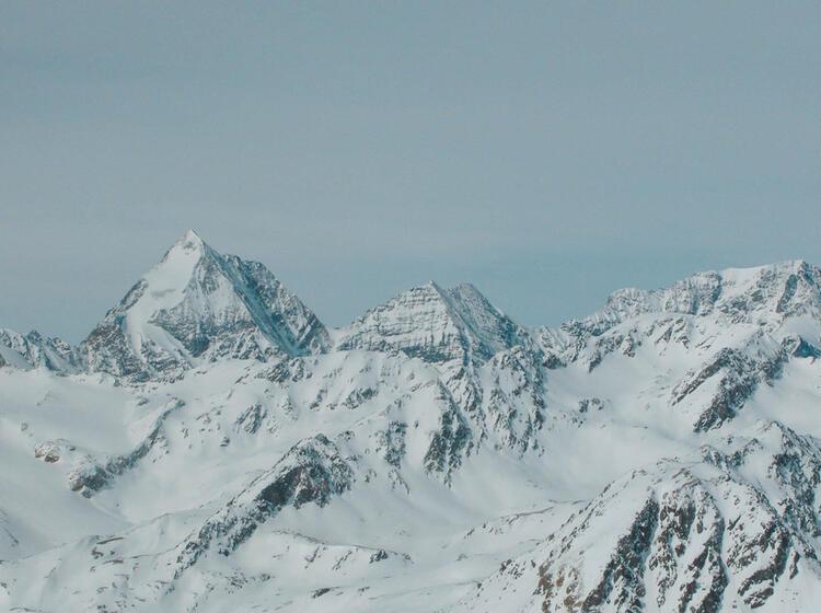 Skitouren Ortler Koenigsspitze