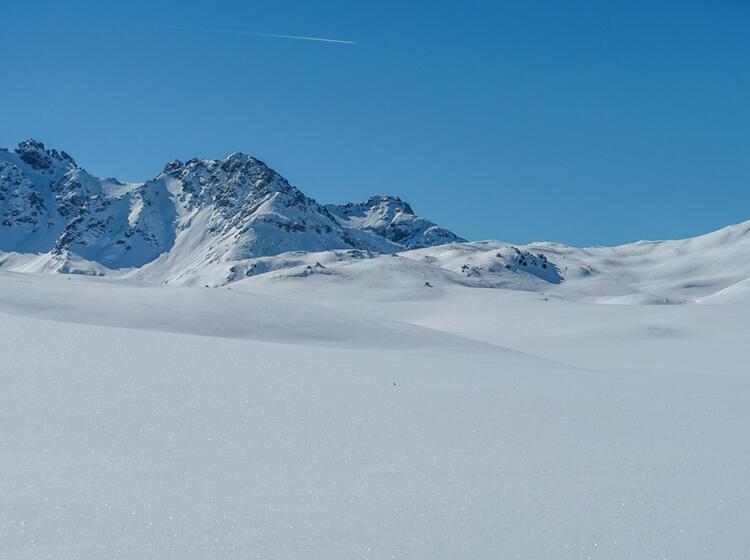 Skitouren Paradies Val Muestair