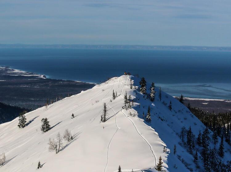 Skitouren Reise Baikalsee Und Altai