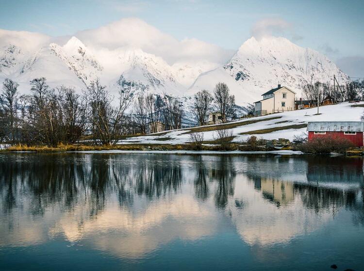 Skitouren Reise Mit Bergfu Hrer Nach Norwegen Tromso