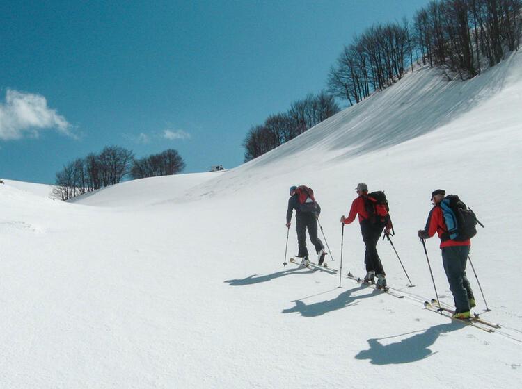 Skitouren Reise Montenegro