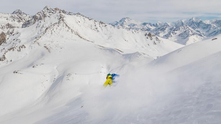 Skitouren Reise Nach Kirgistan