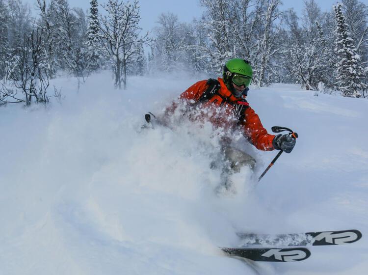 Skitouren Reise Nach Sibirien Undbester Pulverschnee