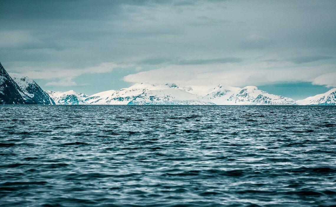 Skitouren Reise Norwegen Vom Boot In Den Lyngenalpen 1