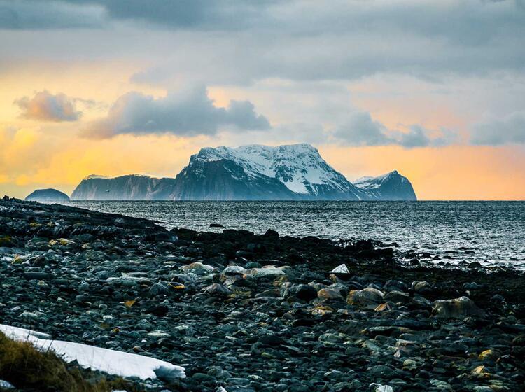 Skitouren Reise U Ber Dem Polarkreis In Norwegen Lyngenalpen