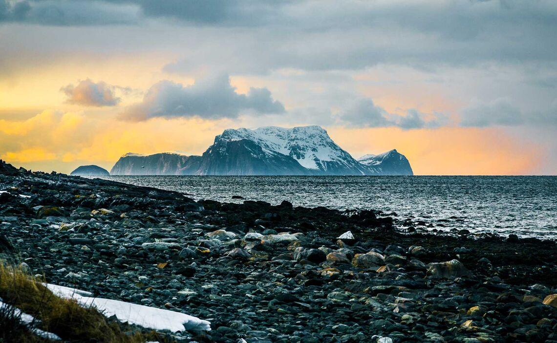 Skitouren Reise Ueber Dem Polarkreis In Norwegen Lyngenalpen