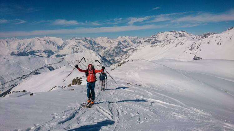 Skitouren Rund Um Livigno