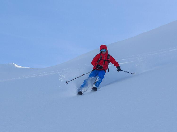Skitouren Swanetien Georgien 25
