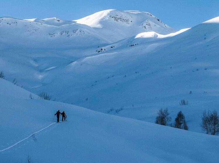 Skitouren Swanetien Georgien 35