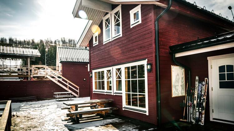 Skitouren Und Angeln In Nordnorwegen Lyngen Lodge Koppangen