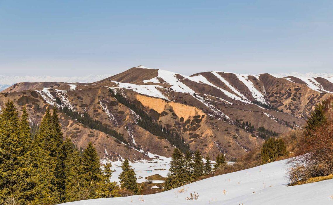 Skitouren Und Freeriden In Kirgistan