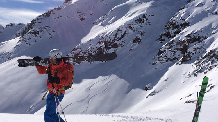 Skitouren Und Freetouring Mit Bergfuehrer Joachim