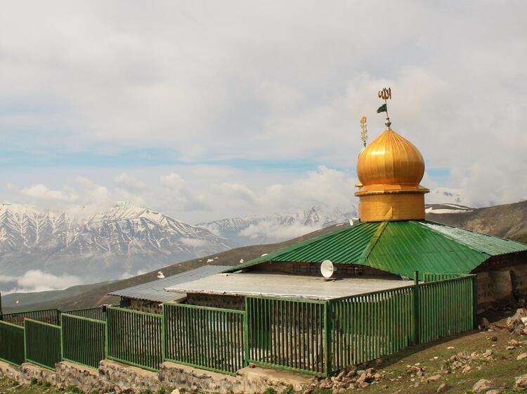 Skitouren Und Kultur Im Iran