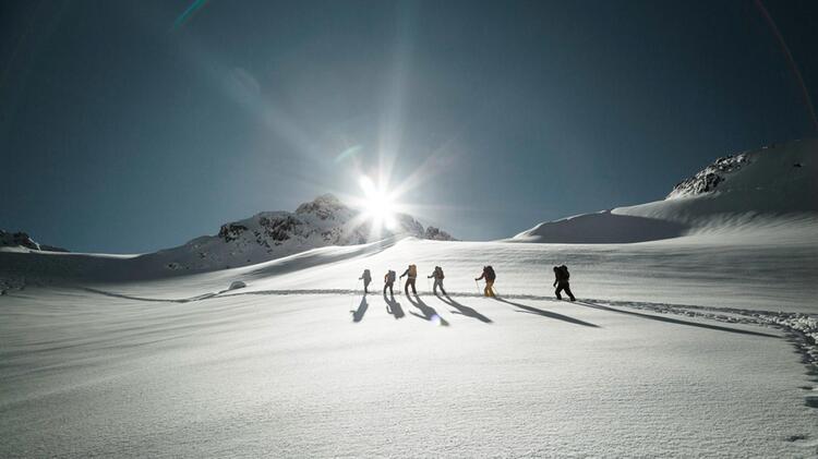 Skitouren Und Skihochtouren In Der Silvretta Mit Bergfuehrer