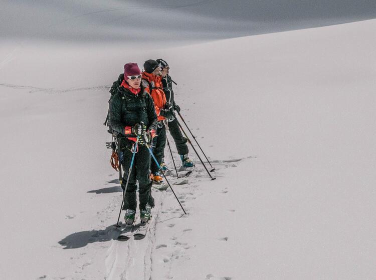 Skitouren Viertausender Im Wallis Mit Bergfuehrer