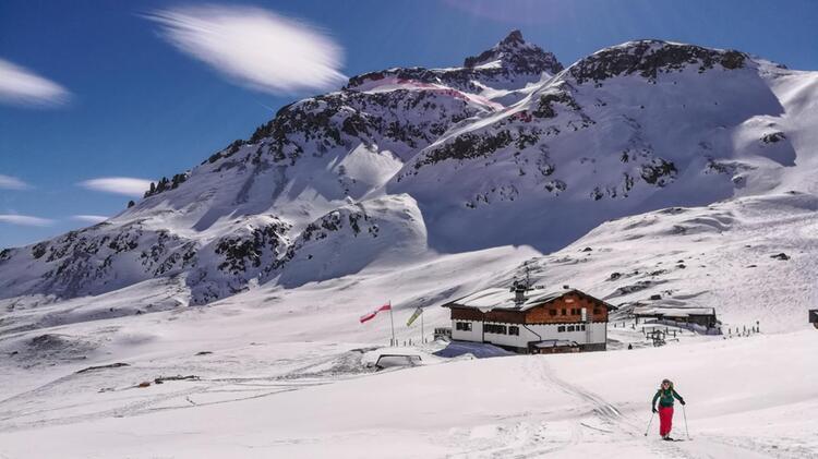 Skitouren Von Der Sesvenna Huette Im Vinschgau