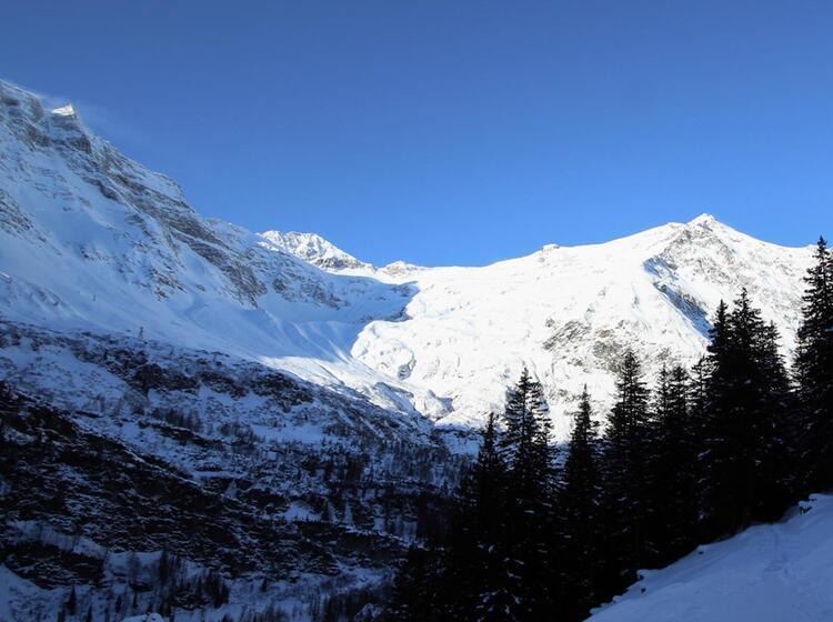 Skitouren Von Der Sonnblickbasis
