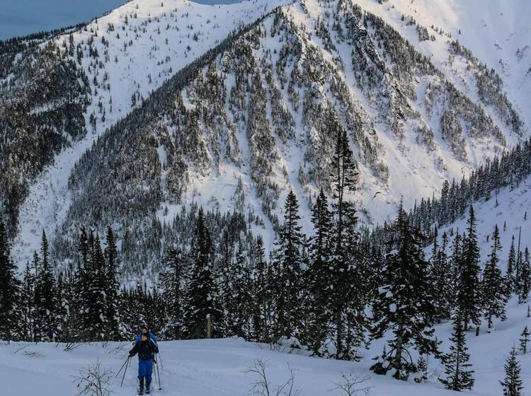 Skitouren Woche Am Baikalsee