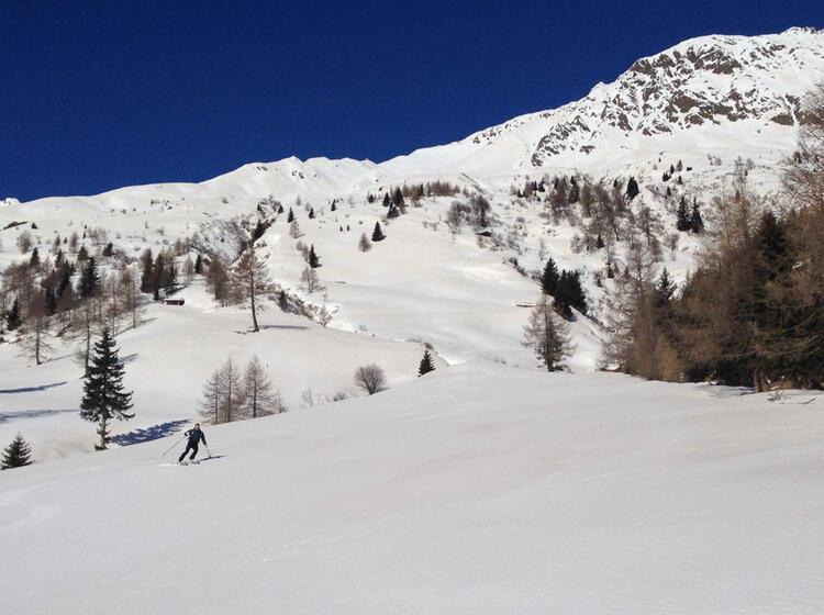 Skitouren Woche In Italien Am Staller Sattel