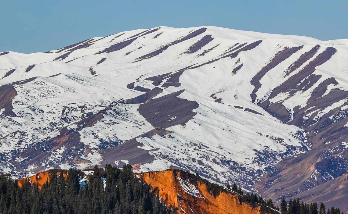 Skitouren Woche In Kirgistan