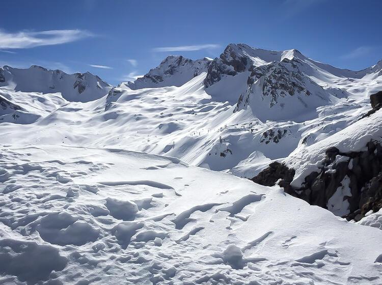 Skitouren Woche Valle Maira Piemont 5
