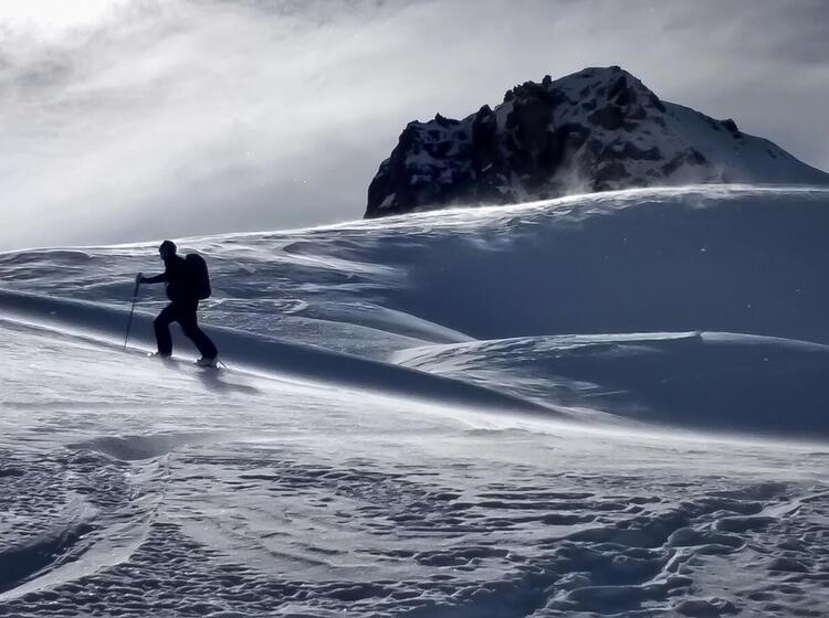 Skitouren Woche Valle Maira Piemont 6