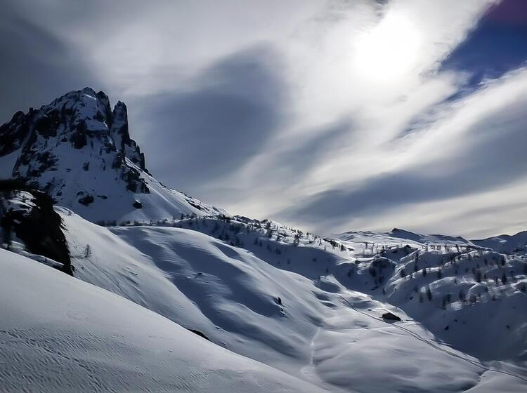Skitouren Woche Valle Maira Piemont 7