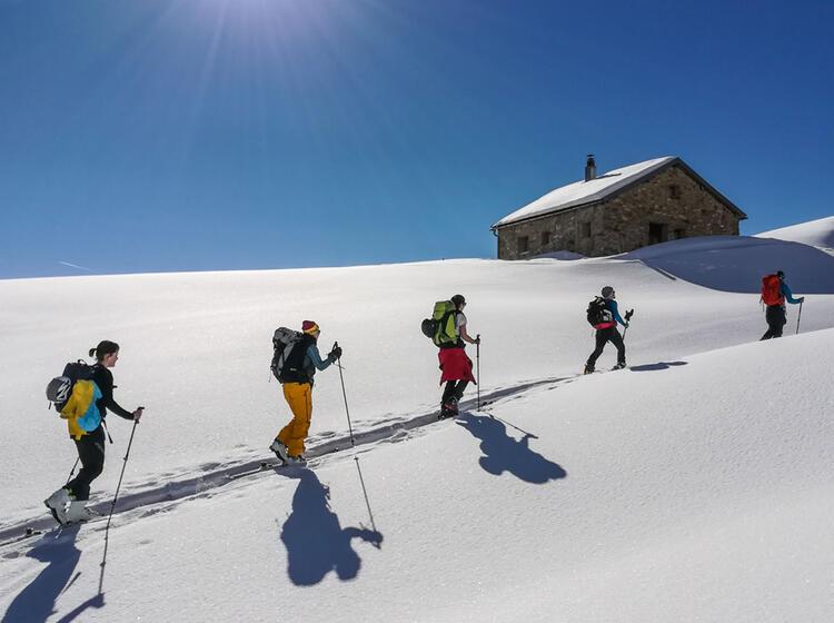 Skitouren Wochenende Im Vinschgau