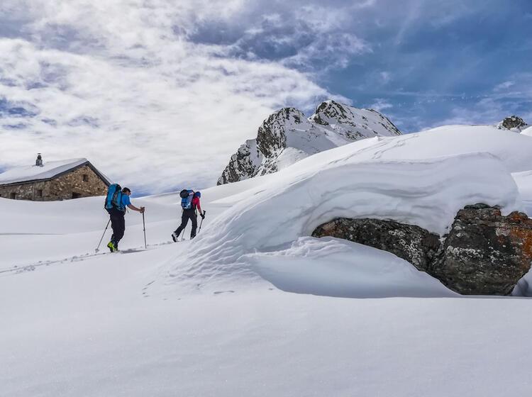 Skitouren Wochenende Im Zandertal Im Vinschgau