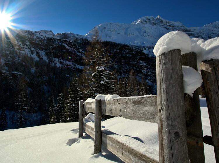 Skitouren Wochenende Rauriser Tal