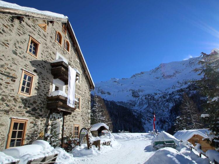 Skitouren Zum Rauriser Sonnblick
