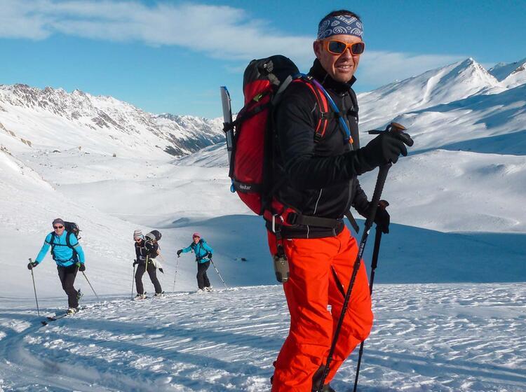 Skitourenkurs Fu R Einsteiger U Ber Silvester