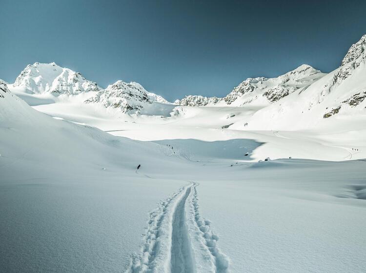 Skitourenkurs Fuer Beginner Auf Der Jamtalhuette