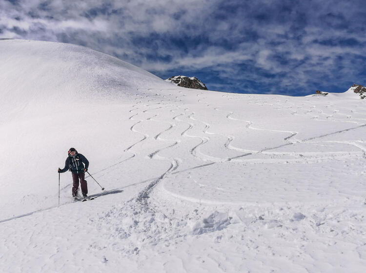 Skitourenkurs Im Vinschgau